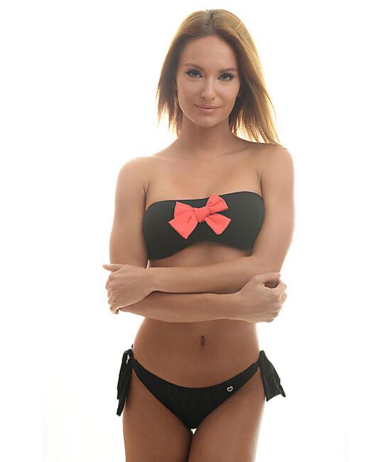 POPPY CIKLON Bikini, fürdőruha - FEKETE