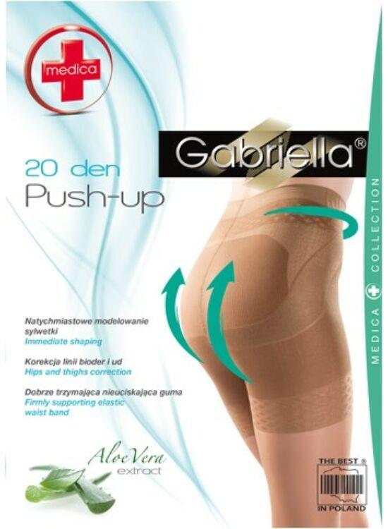 GABRIELLA Medica Push Up 20 alakformáló harisnya