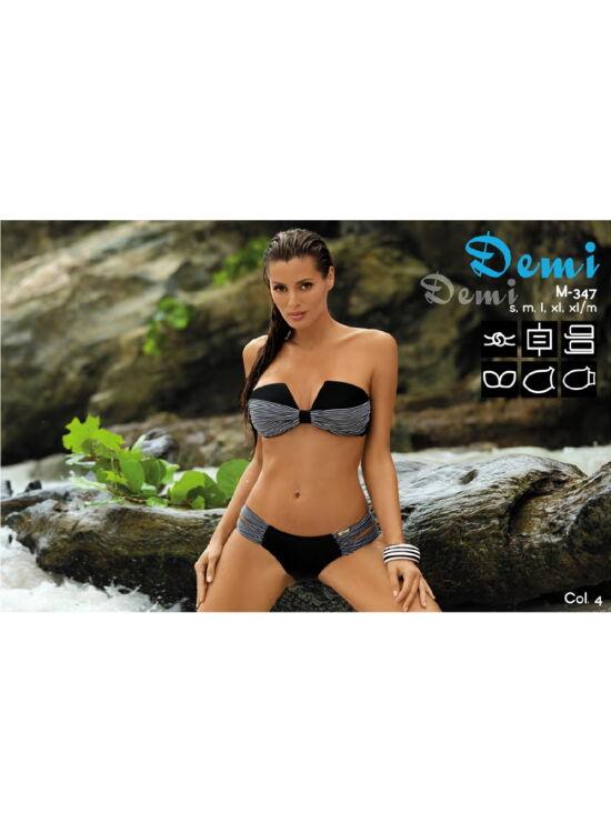 DEMI Black bikini, fürdőruha col.4. ♥